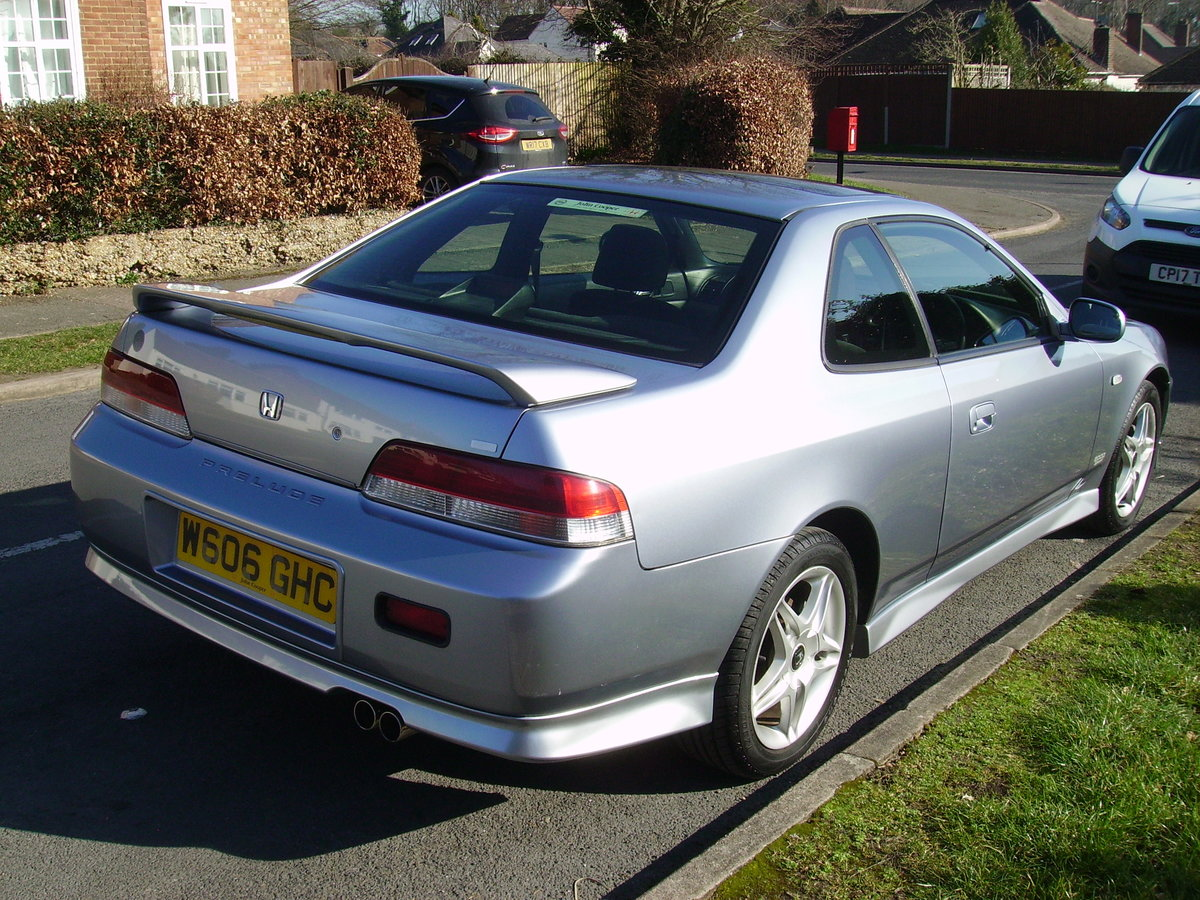 2000 Prelude Very low mileage  - great modern classic SOLD (picture 3 of 6)