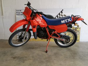 1984 HONDA MTX125 ORIGINAL CONDITION