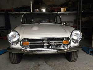 1968 Honda s800