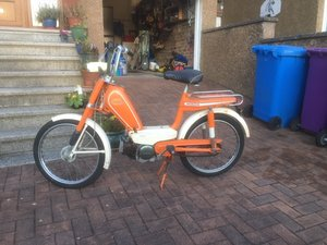 1975 Honda Novio PF50 Rare low mileage moped