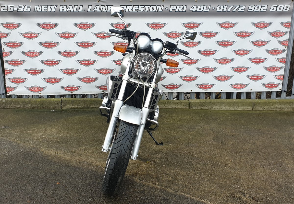 2000 Honda CB1300 X4 Muscle Roadster Naked For Sale (picture 2 of 6)