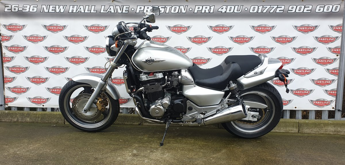 2000 Honda CB1300 X4 Muscle Roadster Naked For Sale (picture 3 of 6)