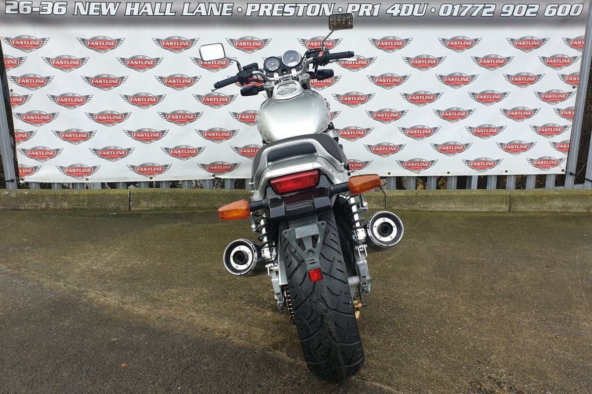 2000 Honda CB1300 X4 Muscle Roadster Naked For Sale (picture 4 of 6)