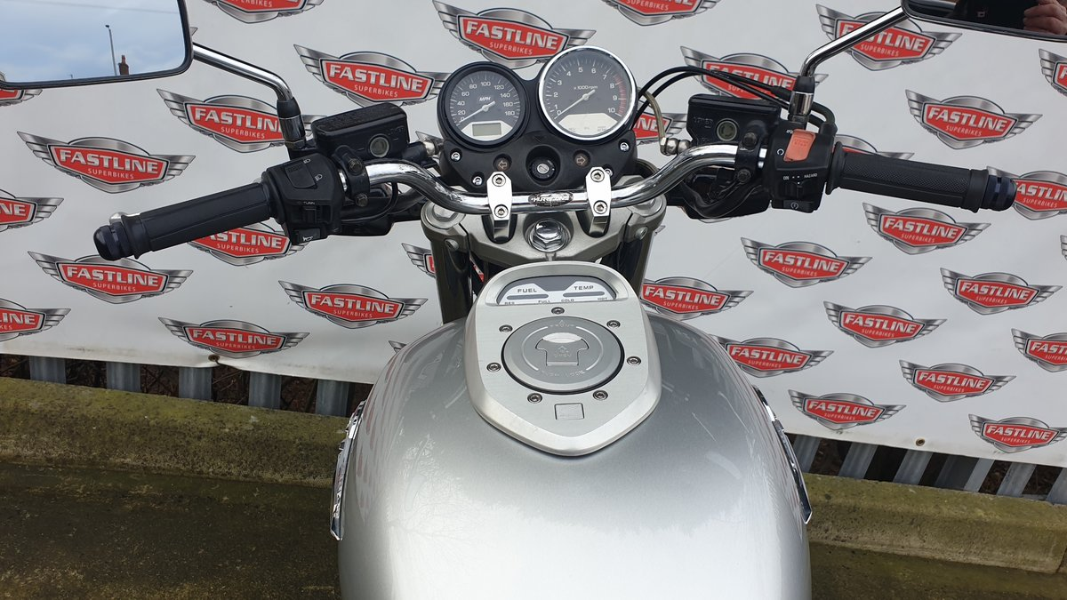 2000 Honda CB1300 X4 Muscle Roadster Naked For Sale (picture 5 of 6)