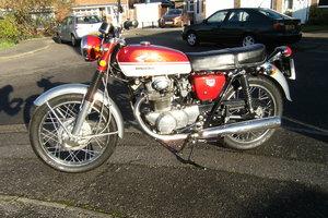 1970 HONDA CB 250 cc  classic bike. For Sale