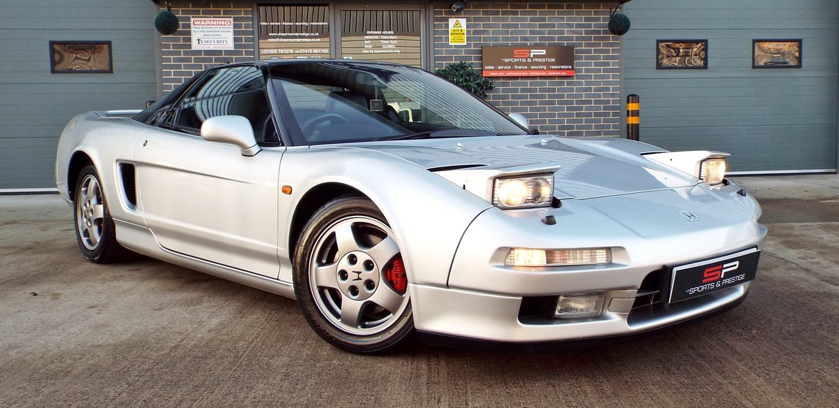 1991 Honda NSX 3.0 V6 Manual Coupe Great Example  For Sale (picture 1 of 6)