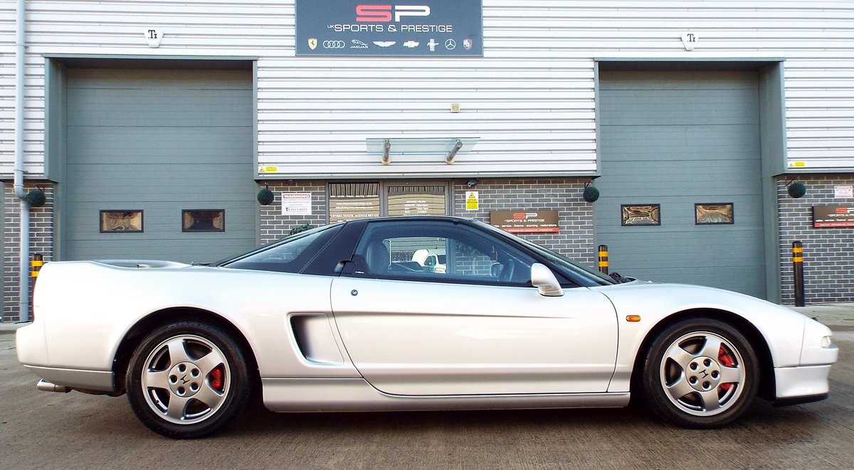 1991 Honda NSX 3.0 V6 Manual Coupe Great Example  For Sale (picture 2 of 6)
