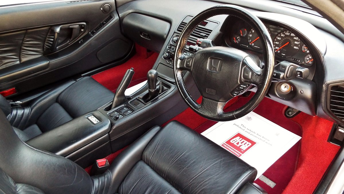 1991 Honda NSX 3.0 V6 Manual Coupe Great Example  For Sale (picture 3 of 6)