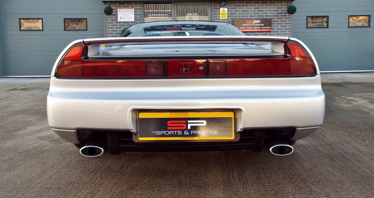 1991 Honda NSX 3.0 V6 Manual Coupe Great Example  For Sale (picture 4 of 6)
