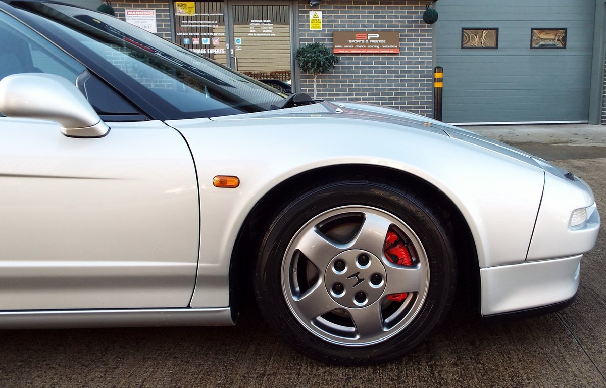 1991 Honda NSX 3.0 V6 Manual Coupe Great Example  For Sale (picture 6 of 6)