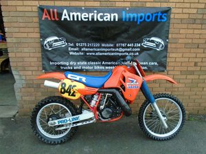 HONDA CR500 R WATER COOLED MOTO X EVO SCRAMBLER(1985)  For Sale