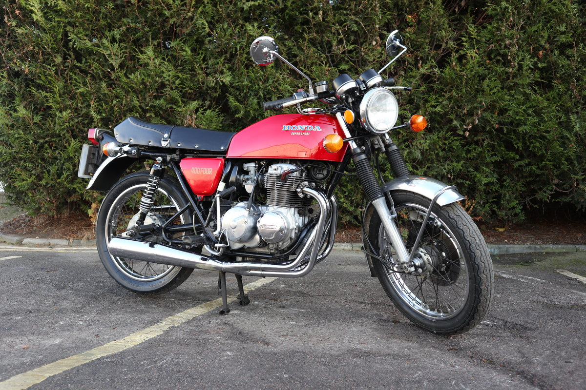 1977 Honda CB400 Four For Sale (picture 1 of 6)