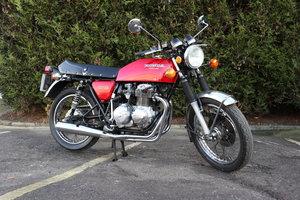 1977 Honda CB400 Four