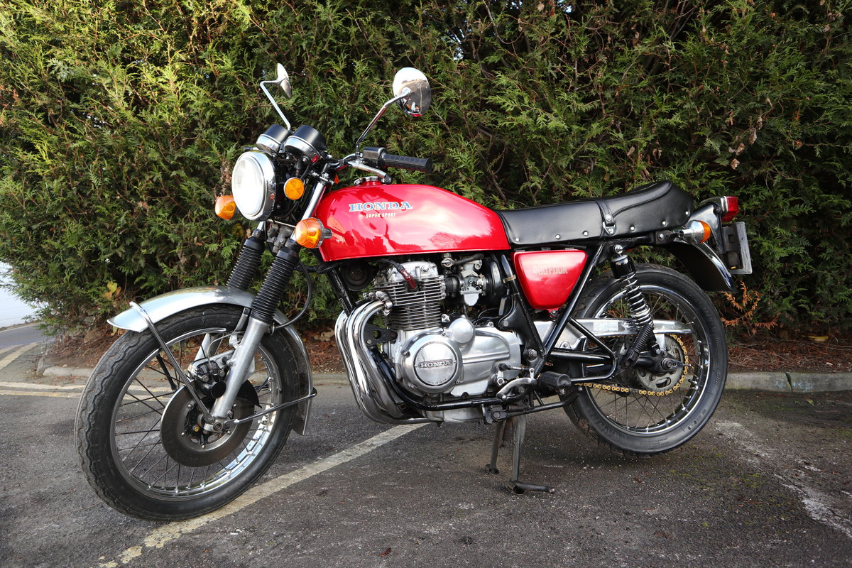 1977 Honda CB400 Four For Sale (picture 2 of 6)