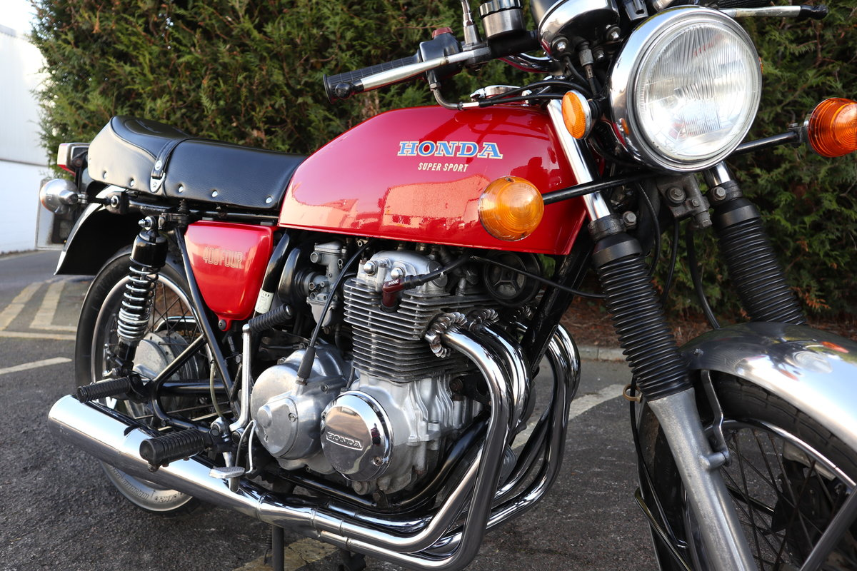 1977 Honda CB400 Four For Sale (picture 3 of 6)