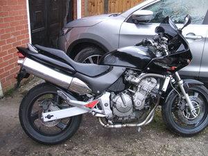 2001 CB600 FS Hornet