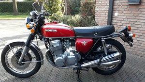 1976 Honda CB750 Four K6