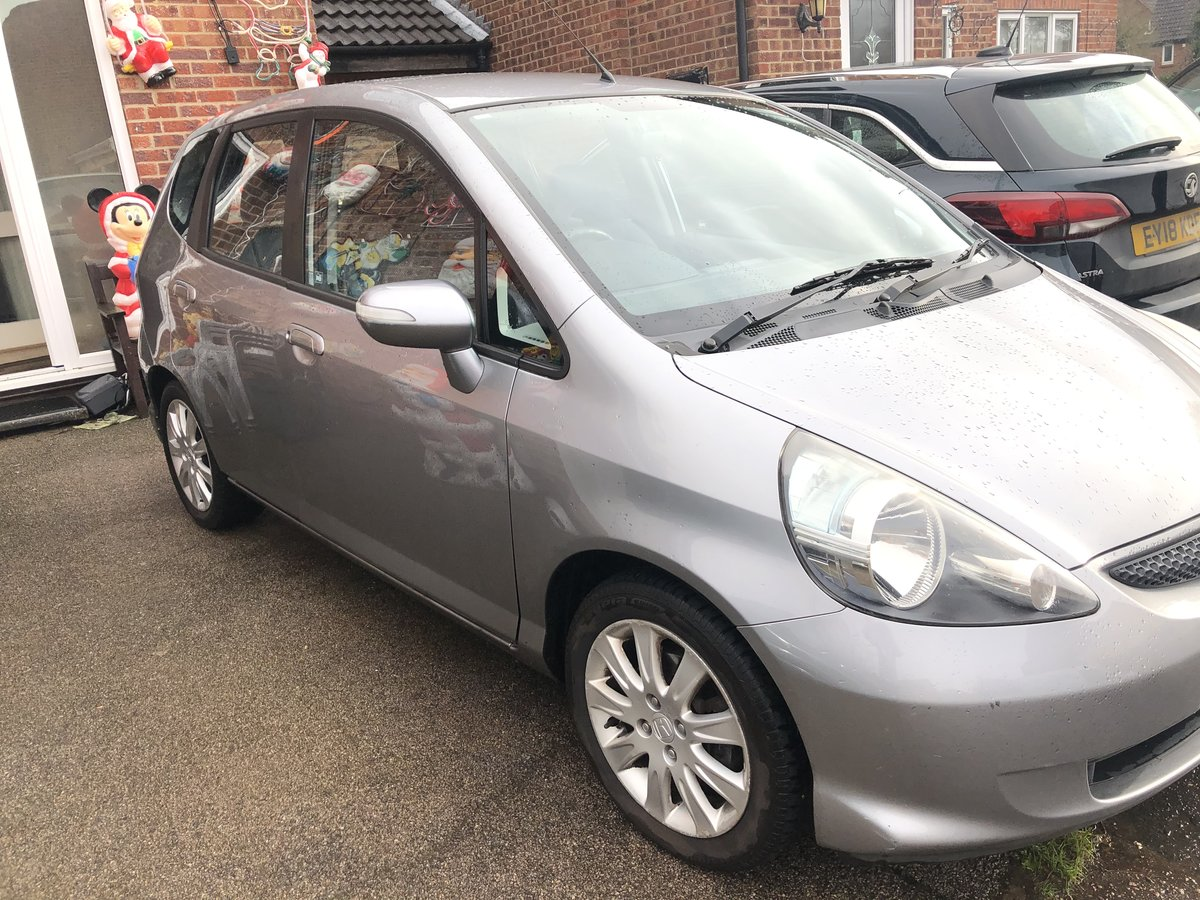 2008 Honda Jazz 1.4 12 months mot fsh SOLD (picture 1 of 6)