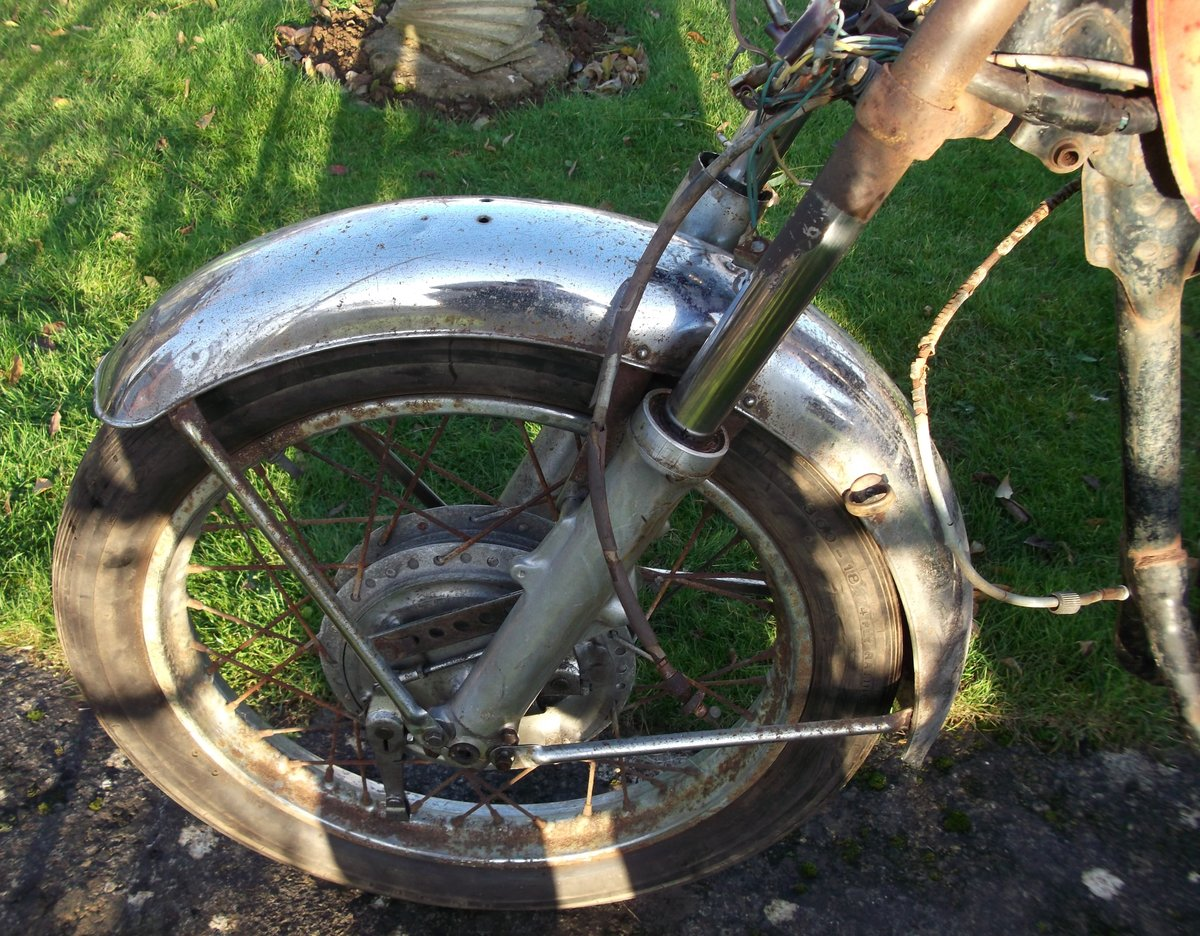 1971 Honda CB350 k4 Project - spares repairs Barn For Sale (picture 4 of 6)