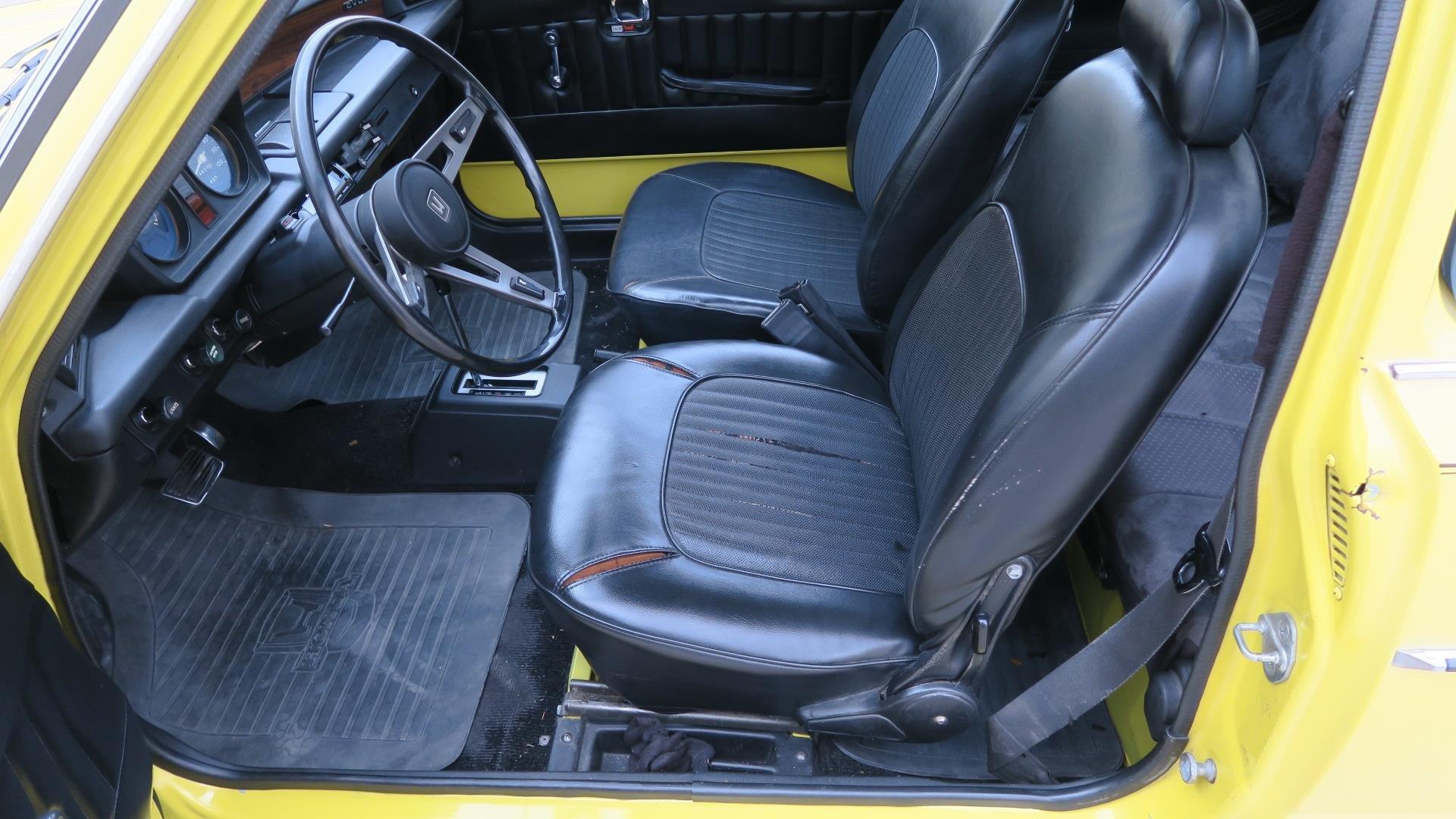 1975 Honda Civic CVCC very Rare 2 Auto Trans $8k spent $8.9  For Sale (picture 4 of 6)