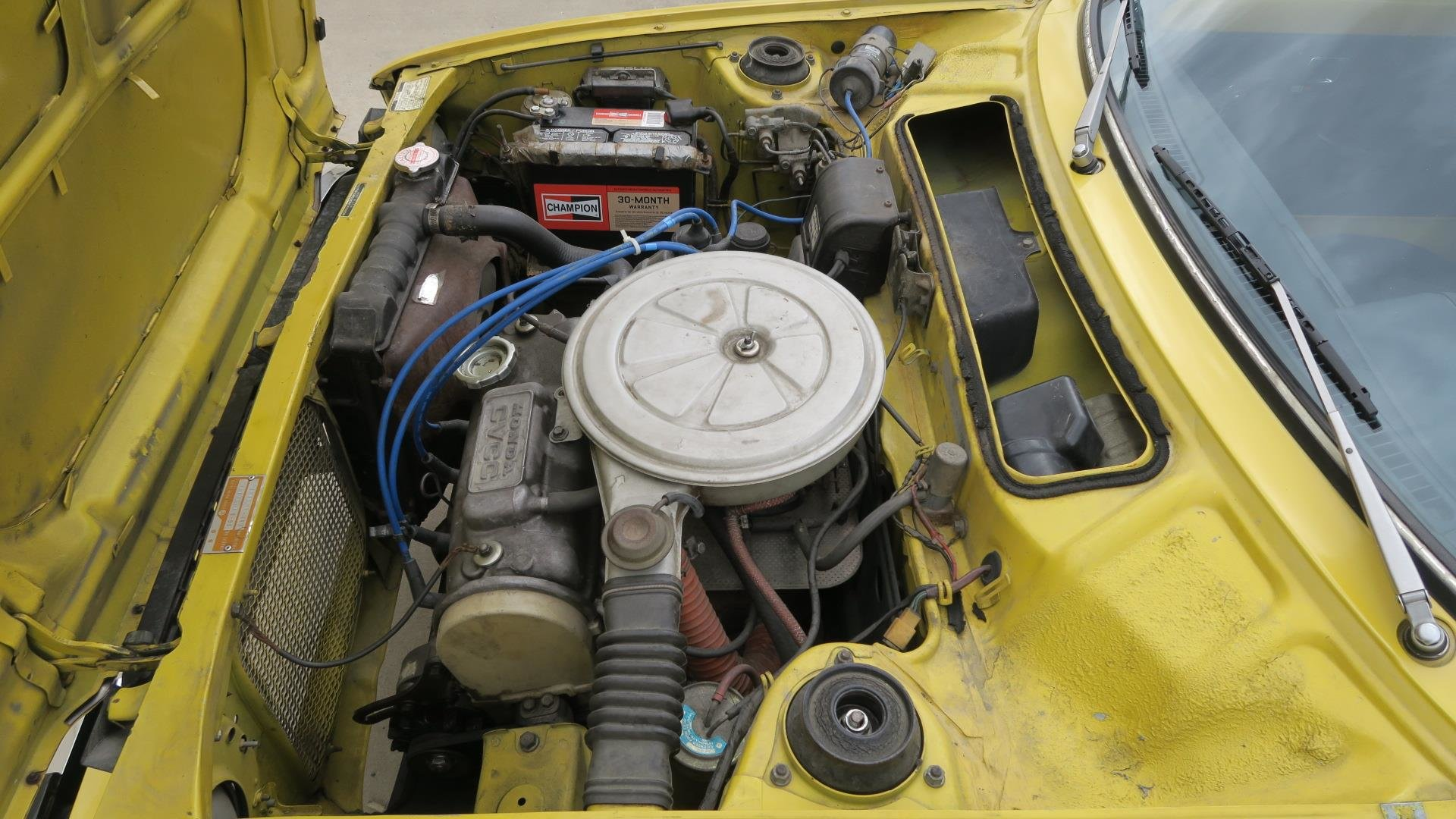 1975 Honda Civic CVCC very Rare 2 Auto Trans $8k spent $8.9  For Sale (picture 6 of 6)