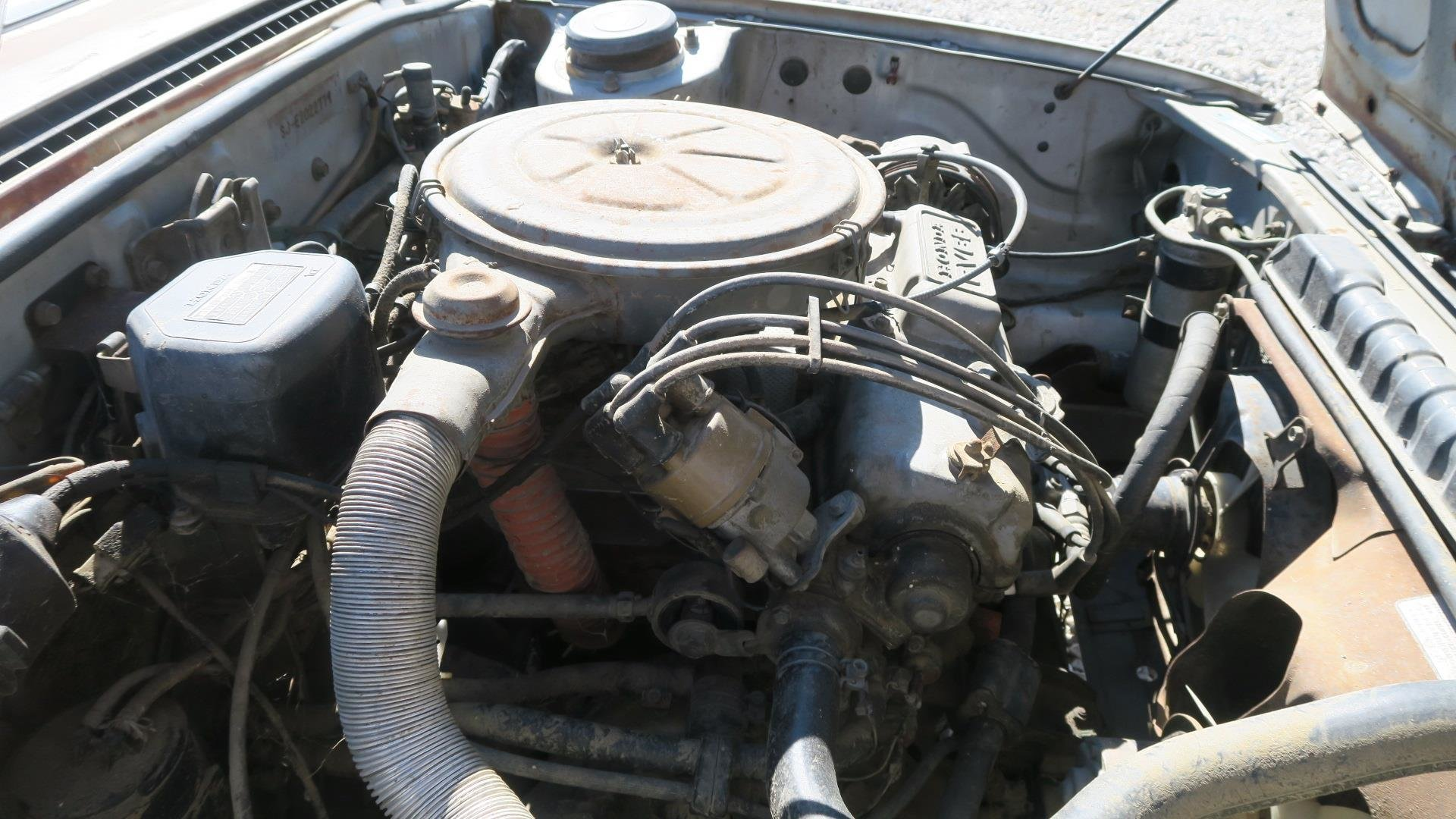 1977 Honda CVCC 5 Speed Project Silver(~)Black  $2.9k For Sale (picture 5 of 6)