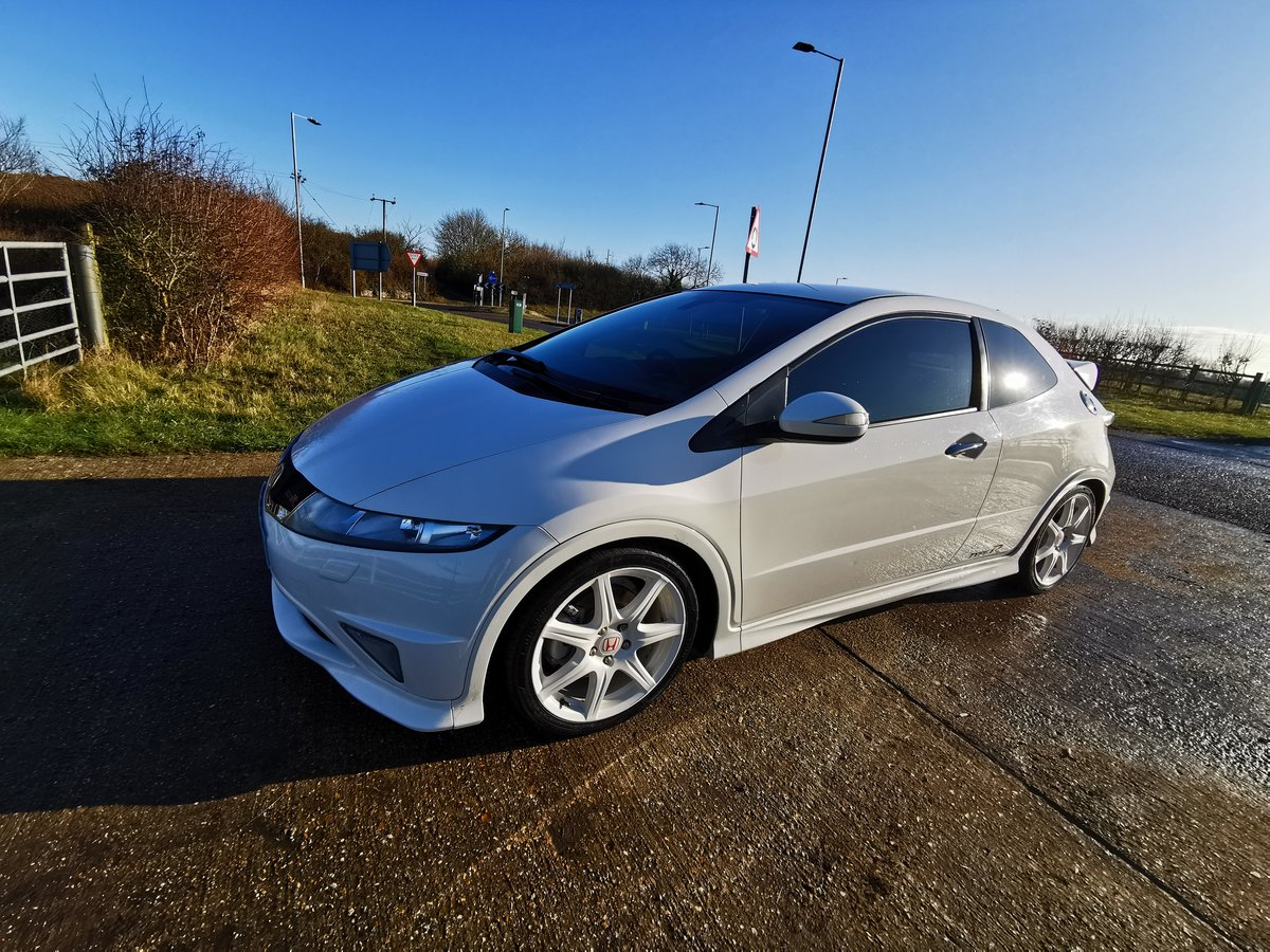 2008 Honda Civic Type R Championship White For Sale (picture 1 of 5)