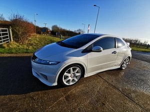 2008 Honda Civic Type R Championship White