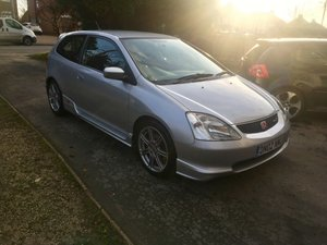 2002 Civic type-r low owners low miles For Sale