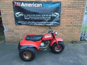 HONDA ATC 90 ATV 3 WHEELER (1975) US IMPORT!
