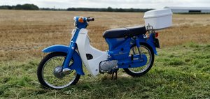 Picture of 1980 Honda C90 SOLD