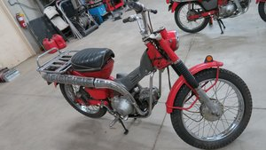 1971 Honda CT90 = Runs Great Clean Auto 5.8k miles  $2.4k  For Sale