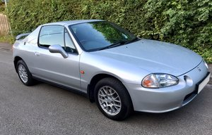 1996 Stunning little HONDA CRX FSH Low mileage