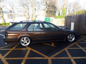 1993 Honda Accord Aerodeck 2.2i Lpg In bmw Brown For Sale