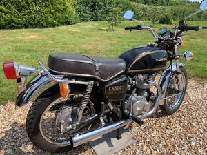 Honda CB500T 1975 practical usable classic For Sale