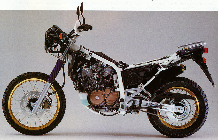 1988 Honda XRV650-J RD03 For Sale (picture 11 of 14)