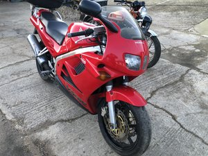 1997 Honda VFR750 - Honda Service History - 2 Owners For Sale