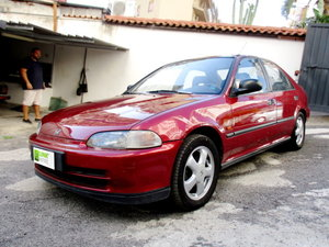 HONDA CIVIC VTI 1.6 4D (1994)