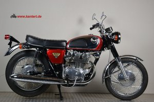 1969 Honda CB 450, 40 hp, 444 cc For Sale