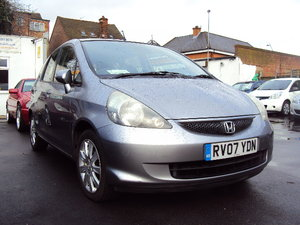 2007 Honda Jazz SE – 1.4CC Petrol – Ideal for New Drivers For Sale