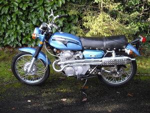 1971 Honda CL175 Street Scrambler OHC
