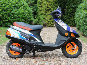 Mick Doohan's Paddock Bike 1995 For Sale
