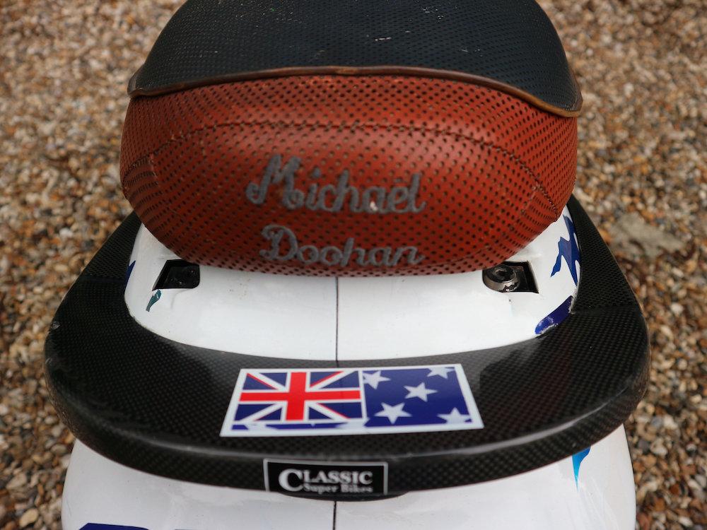 Mick Doohan's Paddock Bike 1995 For Sale (picture 3 of 6)