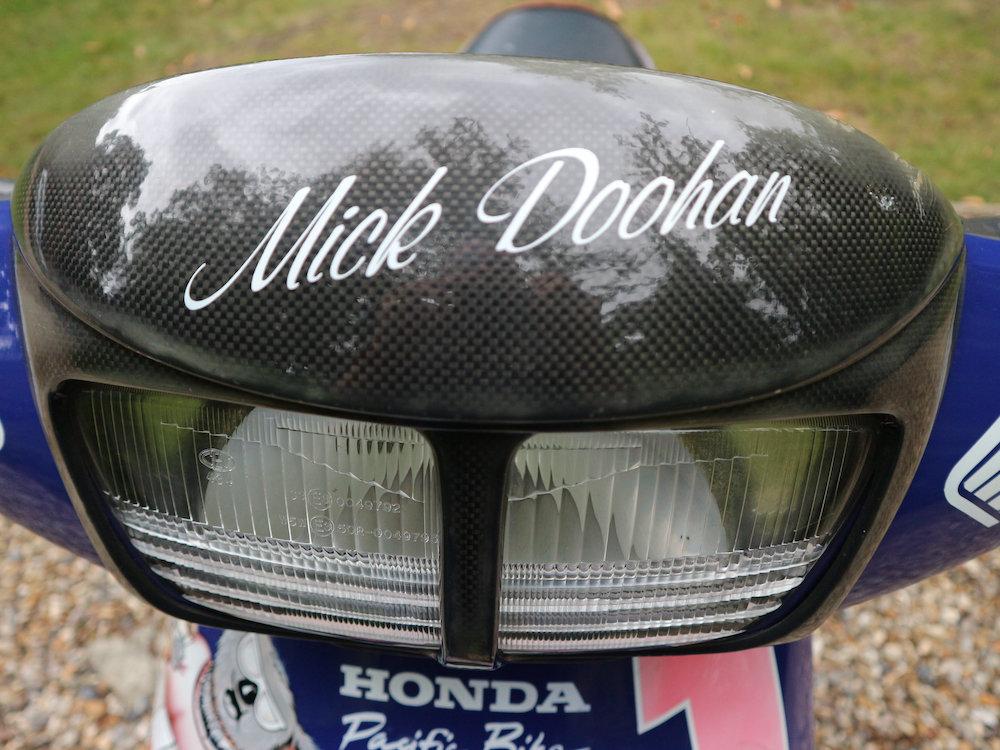 Mick Doohan's Paddock Bike 1995 For Sale (picture 4 of 6)
