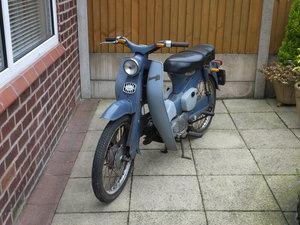 1964 For Sale Honda C100 SOLD