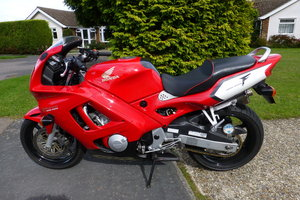 1998 Honda CBR600F  50th Anniversary Edition