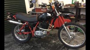 1978 Classic Honda xl250 1979