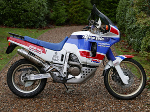 Honda XRV650 Africa Twin 1988 SOLD