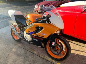 **REMAINS AVAILABLE** 1988 Honda CBR600 For Sale by Auction