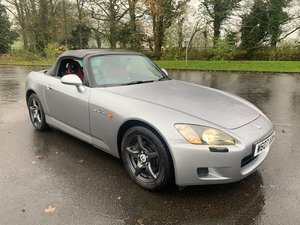 **REMAINS AVAILABLE** 2000 Honda S2000 For Sale by Auction